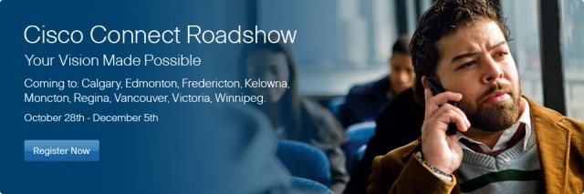 Cisco Connect Roadshow