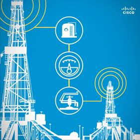 Creating a Smarter Oil and Gas Industry, Part 1: The Internet of Everything and the Digital Oilfield