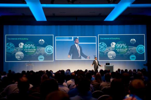 """94% of Cisco Connect attendees surveyed say they were 'Very Satisfied/Satisfied'"""