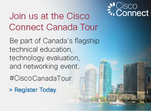 Cisco Connect Tour