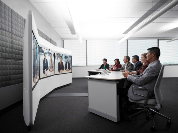 Cisco IX5000 TelePresence