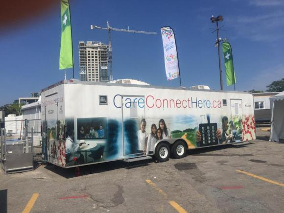 Connected Mobile Clinc
