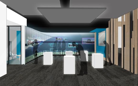 Toronto IoE IC - Demo Theatre Rendering 01